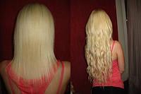 Наращивание волос в Киеве недорого