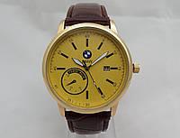 Мужские часы  BMW - Power Pack, корпус и циферблата желтый