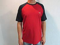 Мужская спортивная футболка ARENA 3795247 красная код 090в