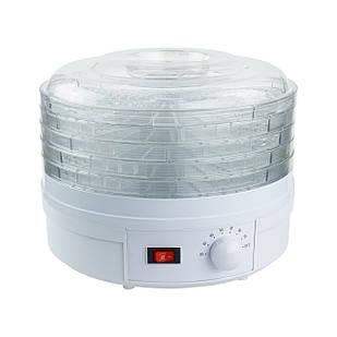 Сушилка для овощей и фруктов Supretto с терморегулятором 250 Вт (А012)