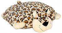 Мягкая игрушка Копица Подушка-складушка Леопард 002