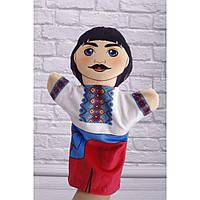 """Лялька на руку """"Козак"""""""