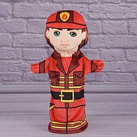"Лялька на руку ""Пожежник"""