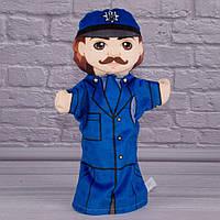 """Лялька на руку """"Поліцейський"""""""