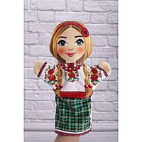 "Лялька на руку ""Українка"" 00633-10"