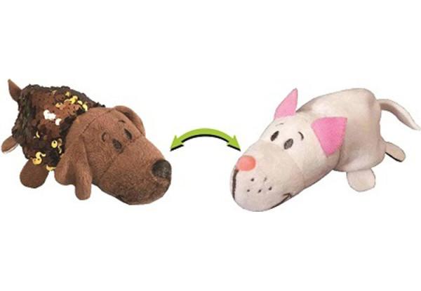 """М'яка іграшка """"ZooPrяtki"""" Хаскі-Полярний ведмідь 558IT-ZPR /КіддіСвіт"""