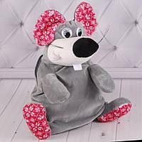 """М'яка іграшка """"Рюкзачок Люк"""" мишка №1/3 00196-4"""