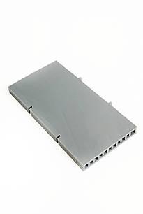 Вентиляционно-осушающие коробочки 117 х 60 х 8 мм 10 шт Серый (3002)