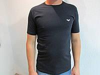 Мужская спортивная футболка ARENA 3795470 темно синяя код 092в