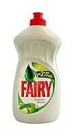 Средство для мытья посуды Fairy Зеленое яблоко - 500 мл.