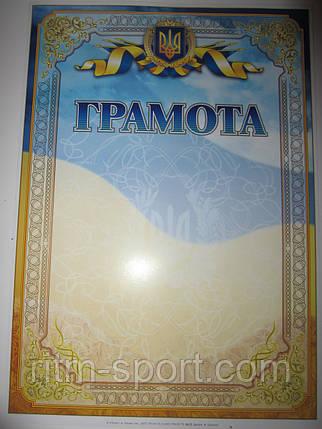 Грамота (с символикой Украины), фото 2