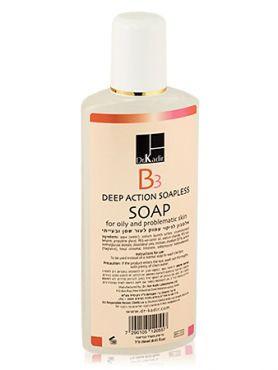 B3 Очищающий гель для проблемной кожи глубокого действия 250 мл. Dr.Kadir