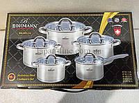 Набір каструль Bohmann BH 007-10 10 предметів, фото 1
