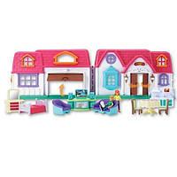 Кукольный домик, (с мебелью) K20151 ТМ: Keenway