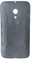 Задня кришка для Motorola XT1032/XT1033/XT1036 Moto G, чорний, фото 3