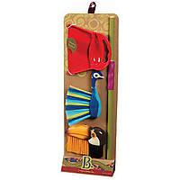 """Игровой набор для уборки """"Тропики"""" BX1231Z ТМ: Battat"""