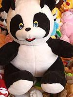 Большая мягкая игрушка Панда, 70 см - в сидячем положении