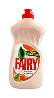 Средство для мытья посуды Fairy Апельсин и Лимонник - 500 мл.