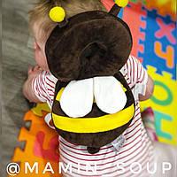 Защитная детская подушка для головы и спины Первые шаги