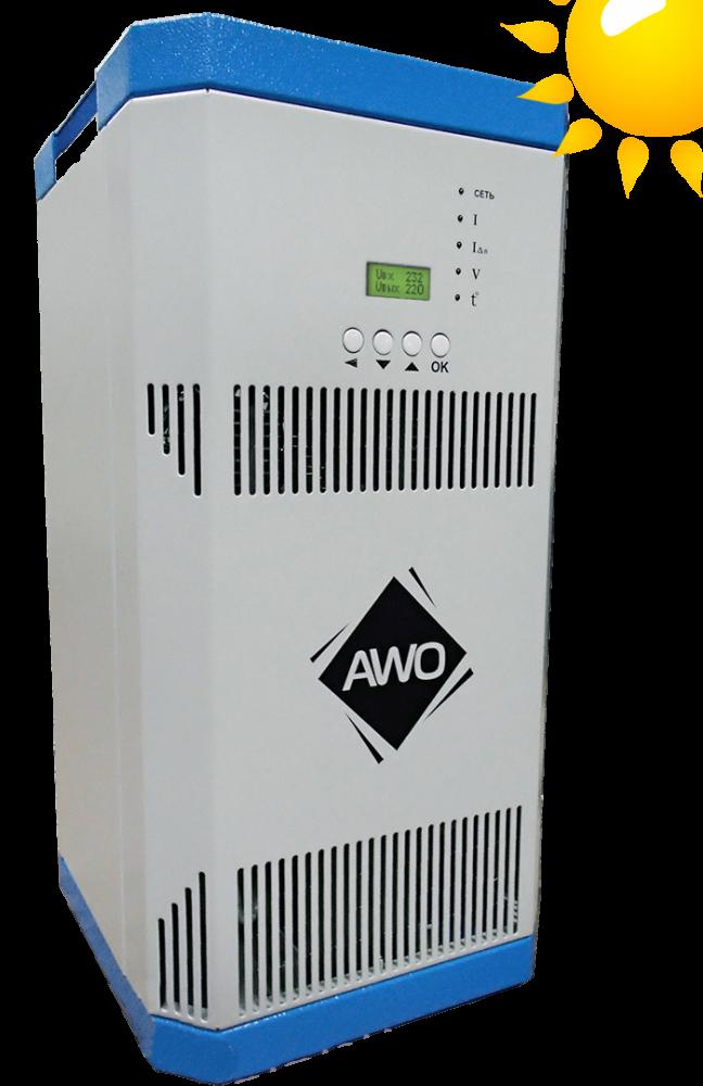Однофазный стабилизатор напряжения AWATTOM СНОПТ(Sun) (7,0 кВт)