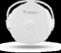 Респиратор FFP2 пылевой Стандарт 213 с клапаном. в индивидуальной упаковке., фото 1