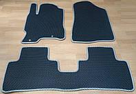 Водо- и грязезащитные коврики на Acura RDX (TB1) '06-12 из экологически чистого материала EVA