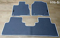 Водо- и грязезащитные коврики на Acura RDX (TB3, ТВ4) '12-18 из экологически чистого материала EVA