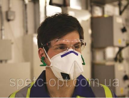Респиратор 3М K112 FFP2 Противоаэрозольный, токсичной пыли. ОРИГИНАЛ