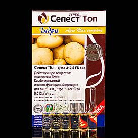 Селест Топ 12 мл амп., протравитель для защиты картошки и пшеницы(Протрав_селестТоп12)