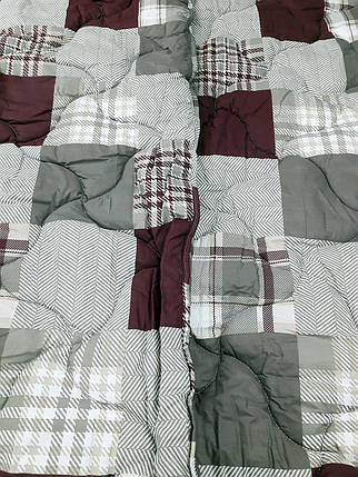 """Полуторное одеяло на овчине """"001"""", 140х205 - СОНЯ ТЕКС, фото 2"""