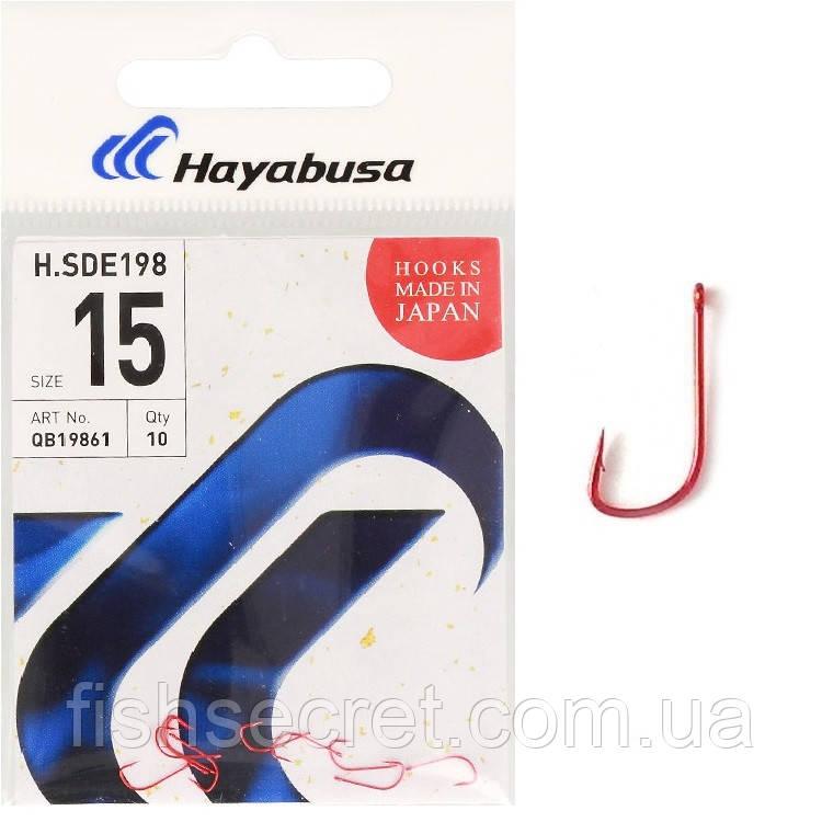 Крючок Hayabusa H.SDE198R