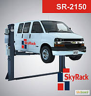 Автомобильный двухстоечный подъемник 5т SR-2150 SkyRack, фото 1