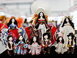 Міжнародний салон авторської ляльки та Тедді «Модна лялька», фото 9
