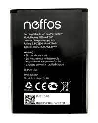 Аккумулятор АКБ (Батарея) TP-Link NBL-46A2300 для TP-Link Neffos C7A (3.8V 2330 mAh) Оригинал