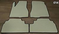 Водо- и грязезащитные коврики на BYD S6 '10- из экологически чистого материала EVA