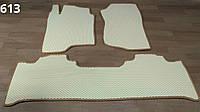 Водо- и грязезащитные коврики на Cadillac Escalade III '07-13 из экологически чистого материала EVA