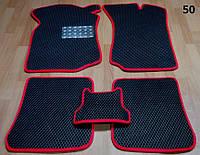 Водо- и грязезащитные коврики на Chery Amulet '04-12 из экологически чистого материала EVA