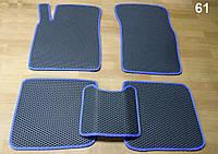 Водо- и грязезащитные коврики на Chery E5 '12- из экологически чистого материала EVA