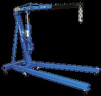 Кран гаражный гидравлический складной 2 т Trommelberg C10601B, фото 1
