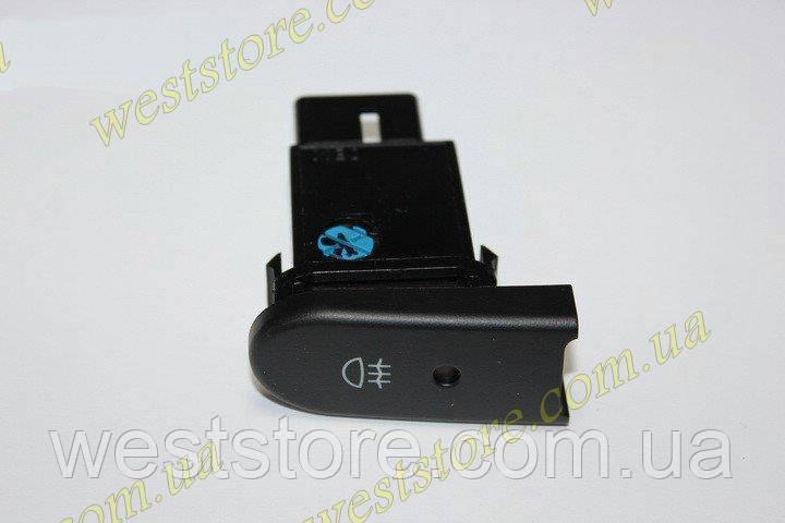 Кнопка включения противотуманных фар задних (ПТФ) Ланос,сенс,Sens Lanos GM 96284733