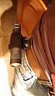 """Крепление поворотное  для фонаря на велосипедный руль / ремень брюк """"цилиндр 360º"""", фото 7"""