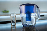 Фільтр-глечик Фільтр-кувшин наша вода луна синій 3,5 л, фото 2