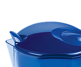 Фільтр-глечик Фільтр-кувшин наша вода луна синій 3,5 л, фото 4