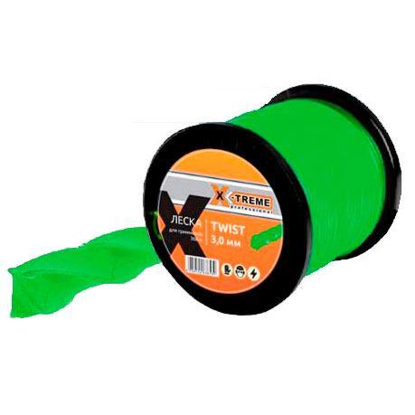 Леска для мотокос 3.0мм x 368м, с сердечником X-Treme (83857)