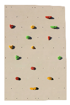 Детский скалодром «Скалолаз» Kidigo (SDS01), фото 3