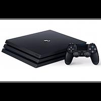 Стационарная игровая приставка Sony PlayStation 4 Pro PS4 Pro 1TB + Fortnite