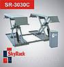Ножничный электрогидравлический подъемник SkyRack SR3030С
