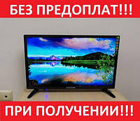 Телевизор Самсунг 24 SMART+Т2 FULL HD 12/220v USB/HDMI LED ЛЕД ЖК DVB-T2 телевізор Samsung WIFI