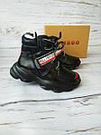 Ботинки для девочек Kimboo (Солнце)