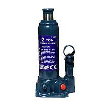 Домкрат бутылочный 2т (181-345 мм) TORIN, фото 1